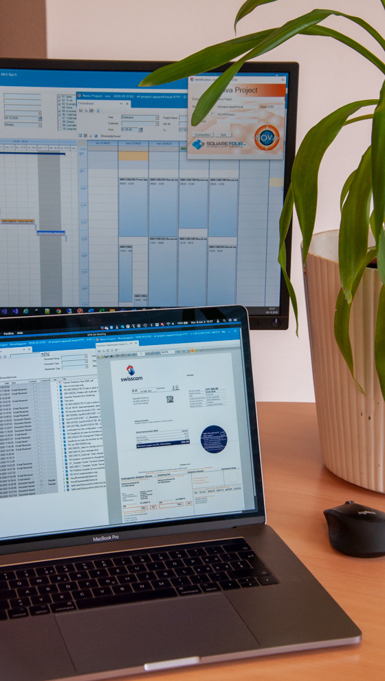 Nova Software Suite